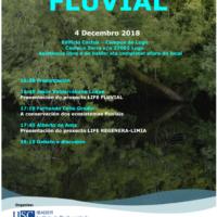 Life Regenera Limia presente en el Seminario Técnico FLUVIAL